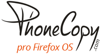 PhoneCopy - organize your phone data